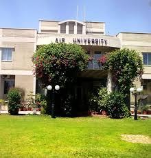 Air University Admission 2021 Last Date