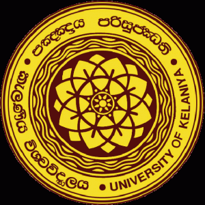 University of Kelaniya Logo