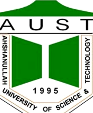 AUST logo (Top 10 Universities in Bangladesh)