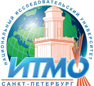 Saint Petersburg State University of Information Technologies, Mechanics and Optics Logo (Top 10 Universities in Russia)