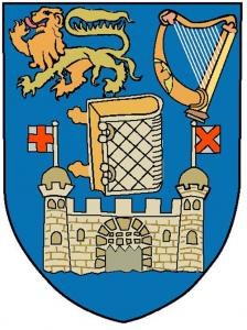 Trinity College Dublin, University of Dublin Logo