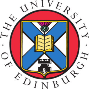 University of Edinburgh Logo (Top 10 Universities in Europe)