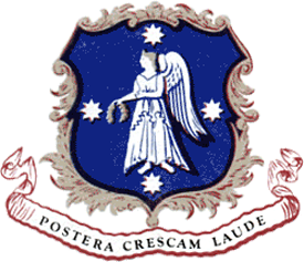 University of Melbourne Logo (Top 10 Universities in Australia)