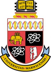 University of Warwick Logo (Top 10 Universities in World)