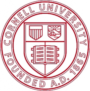 Cornell University Logo (Top 10 Universities in Computer Science)