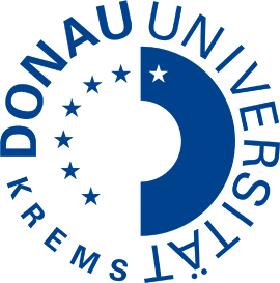 Danube University Krems Logo (Top 10 Universities in Austria)