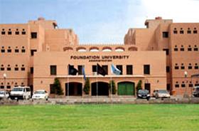 Foundation University Admission