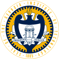 Georgia Institute of Technology Logo (Top 10 Universities in Computer Science)