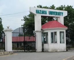 Hazara University Admission