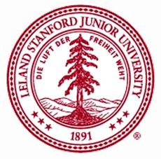 Stanford University Logo (Top 10 Universities in Computer Science)