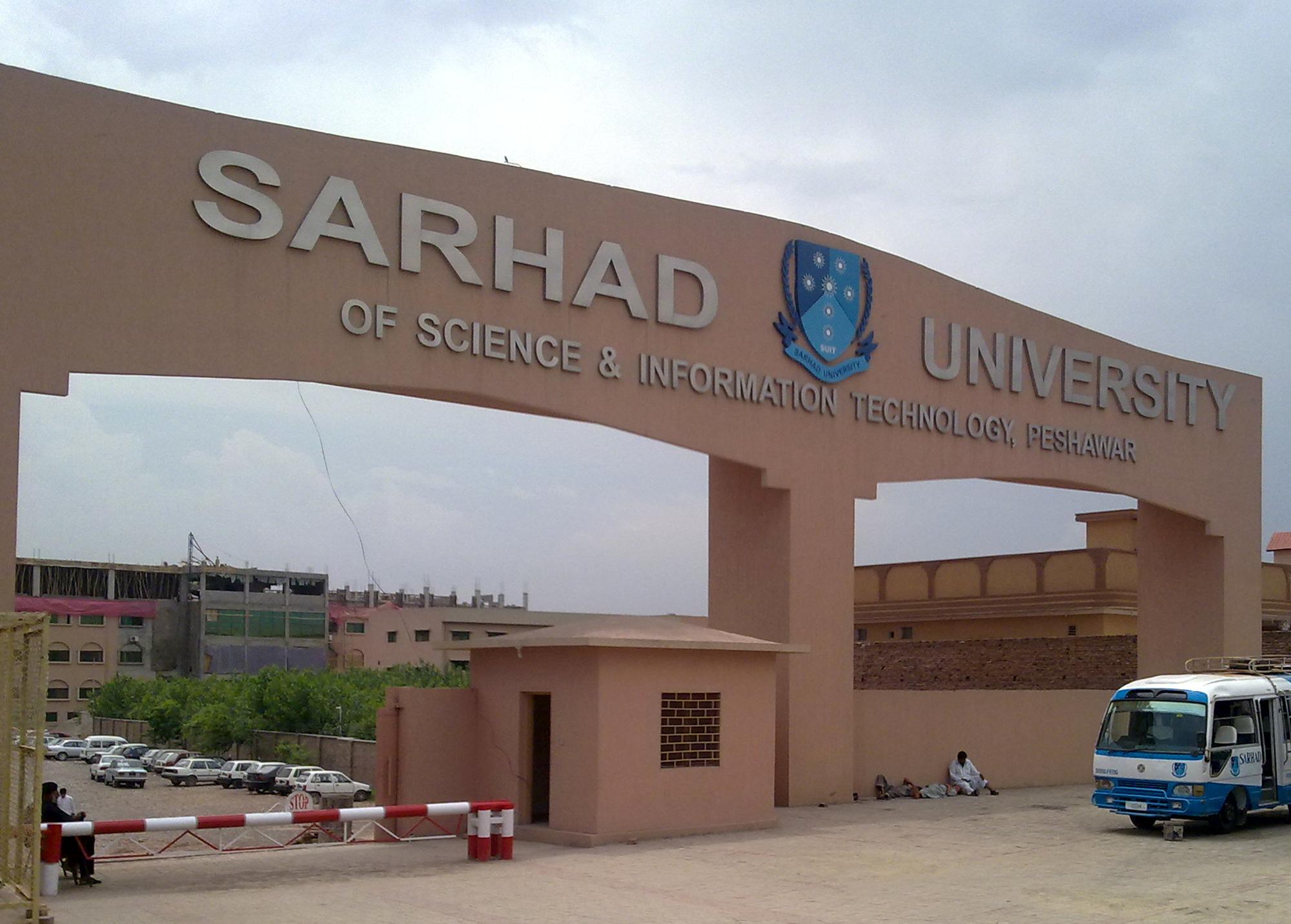 Sarhad University Admission