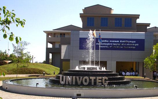 UNIVOTEC Admission