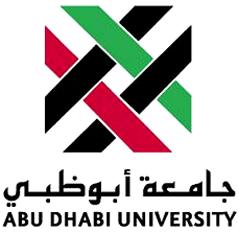 Abu Dhabi University Logo (Top 10 Universities in UAE)