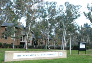 Australian National University Admission