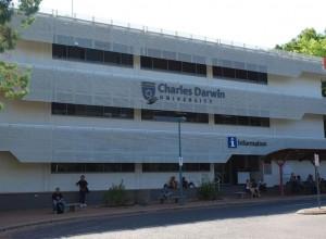 Charles Darwin University Admission