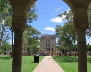 University of Queensland Admission