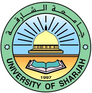 University of Sharjah Logo (Top 10 Universities in UAE)