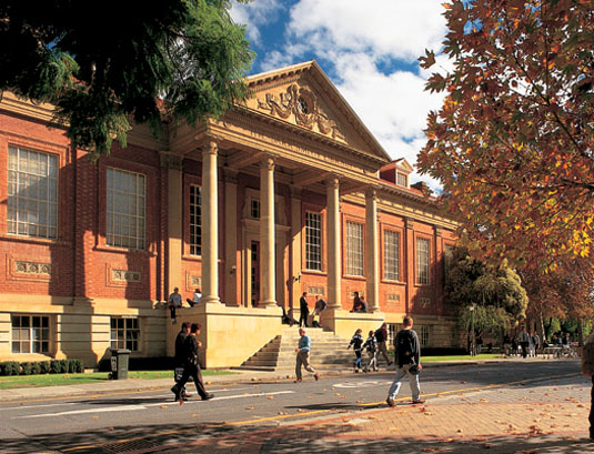 University of Adelaide Admission