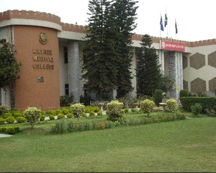 Khyber Medical College Admission
