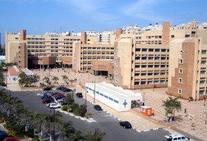 Pharos University in Alexandria