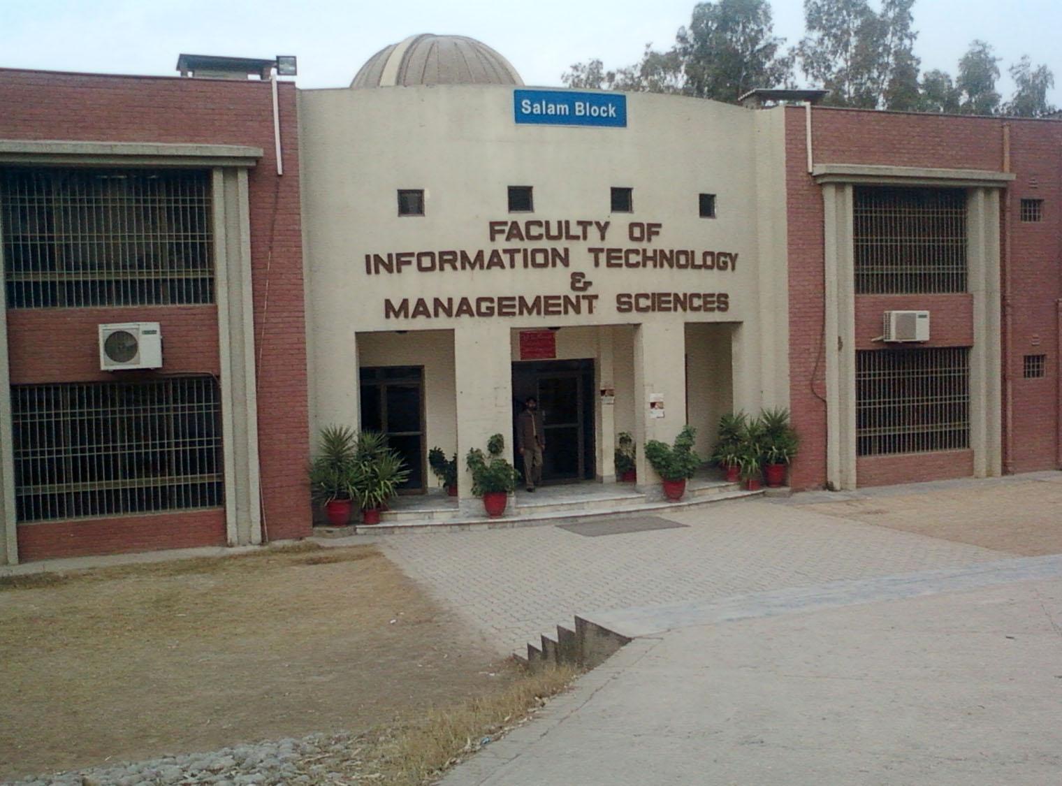 NUML Quetta Campus Admission