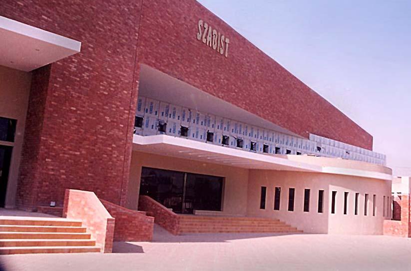 SZABIST Karachi Admission