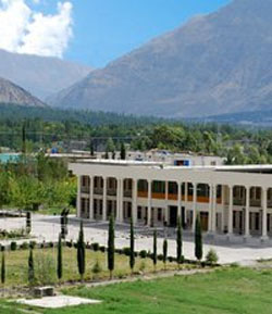 Karakoram International University Gilgit Admission