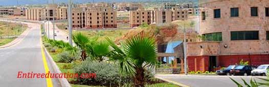 NUST Islamabad Admission