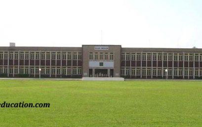 Cadet College Kohat Admission
