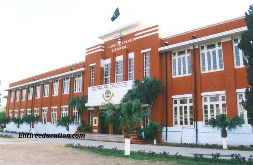 Cadet College Lahore Admission