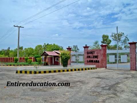 Cadet College Larkana Admission
