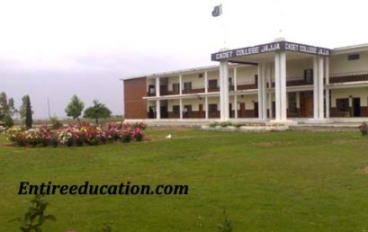 Cadet College Rawalpindi Admission