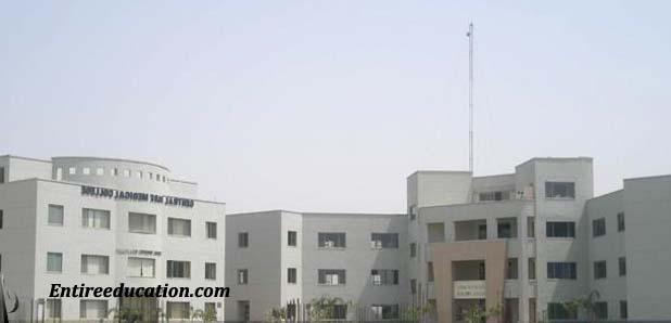 Central Park Medical College Lahore Admission