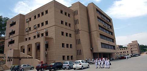 Foundation University Medical College Islamabad Admission
