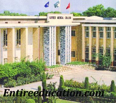 Kabir Medical College Peshawar Admission