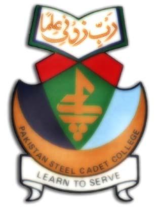 Pakistan Steel Cadet College Karachi Admission