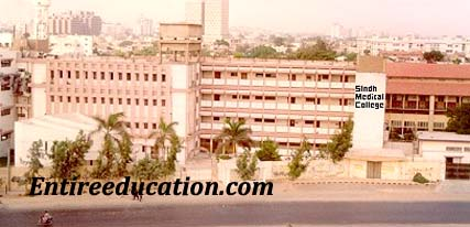 Sindh Medical University Karachi Admission