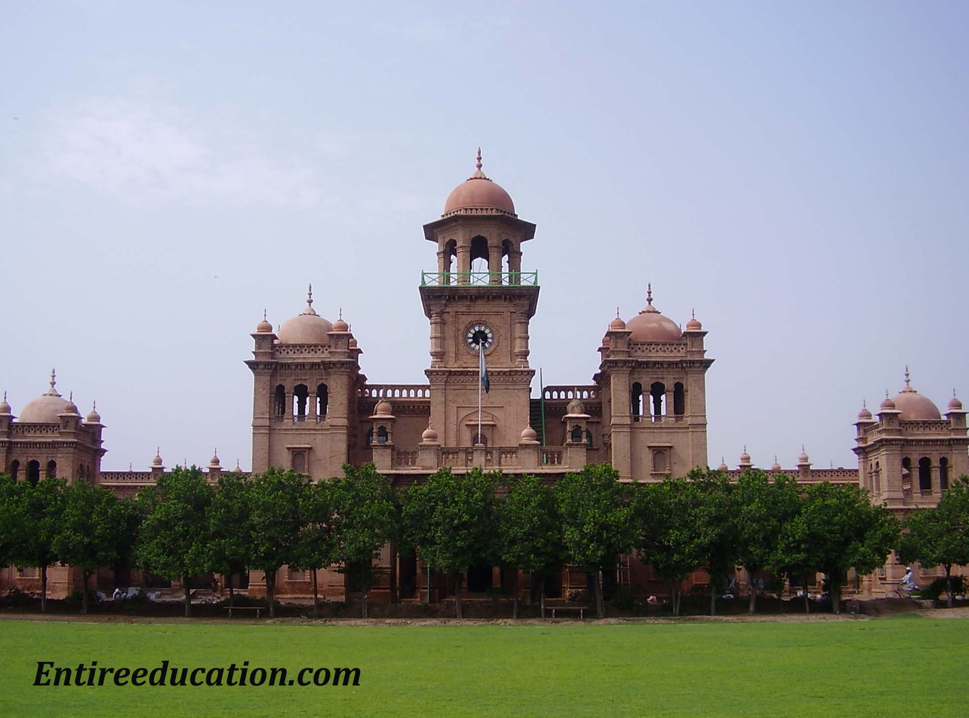 Peshawar University Admissions 2018 Last date