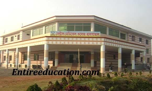 Comilla Medical College Bangladesh Admission