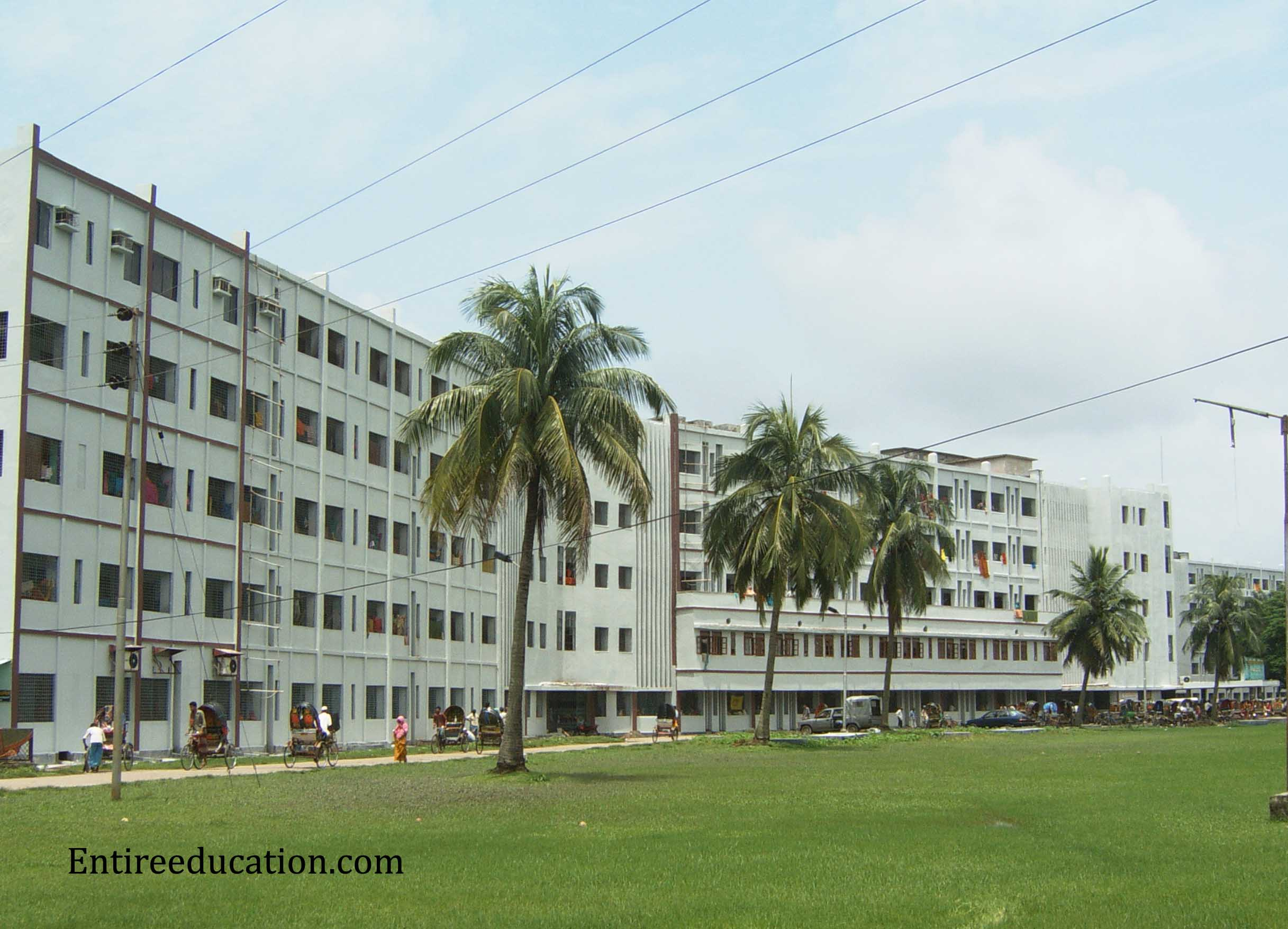 Dinajpur Medical College Admission 2020-21 Last date, Fee