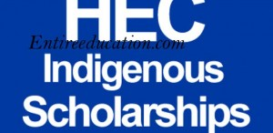 HEC indigenous scholarships for mphil