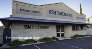 RSM Bird Cameron Offered Regional Scholarhsip