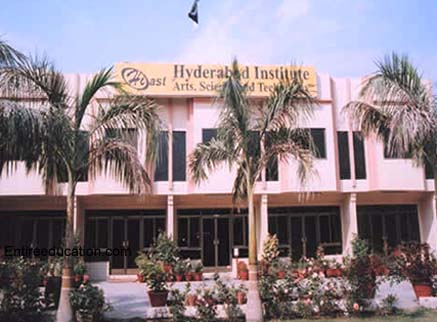 Hyderabad Institute of Arts Science and Technology Admission
