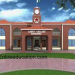 Cadet College Sargodha Admission 2021 Last date 7th, 8th Class