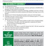 HEC Overseas Scholarships for Pakistani Students
