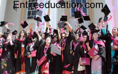 Shaheed Benazir Bhutto Women University Swabi Admissions