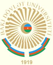 Baki Dövlet Universiteti Logo
