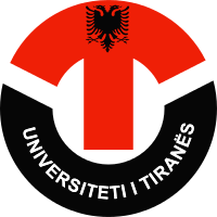 University of Tirana logo Ranking 1