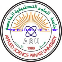 Applied Science University Logo