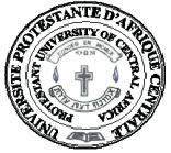 Université Protestante d'Afrique Centrale logo